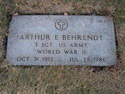 Arthur E Behrendt