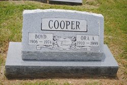 Boyd Richard Cooper