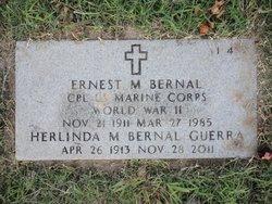 Ernest Martinez Bernal