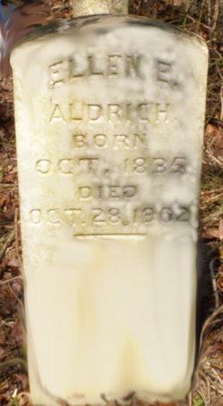 Ellen E. <I>Reed</I> Aldrich