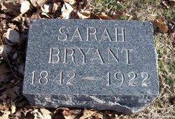 Sarah <I>Harris</I> Bryant