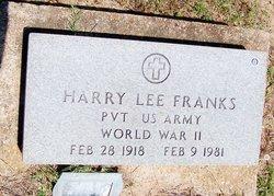 Harry Lee Frank