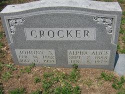 Alpha Alice <I>Penny</I> Crocker