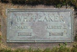 Mary F Whiteaker