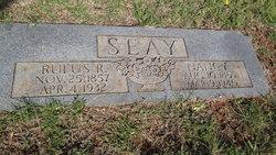 Nancy Calendia <I>Smith</I> Seay