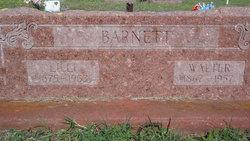"Lillian Catherine ""Lilly"" <I>Bone</I> Barnett"