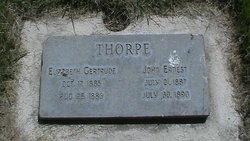 John Ernest Thorpe