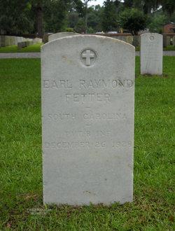 Earl Raymond Fetter