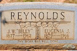 Eugenia J <I>Richardson</I> Reynolds