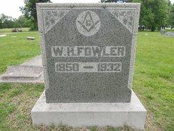 William Henry Fowler