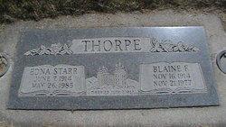 Blaine Fullmer Thorpe