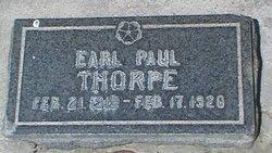 Earl Paul Thorpe
