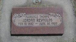 Florence Taylor <I>Thorpe</I> Reynolds