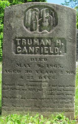 Truman H Canfield
