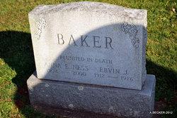 Anna Elizabeth <I>Ness</I> Baker