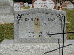 Beulah Mae Allen
