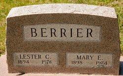 Mary Etta <I>Rinehart</I> Berrier