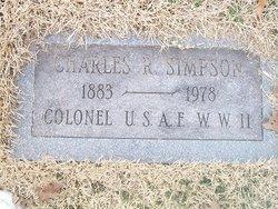 Charles Randolph Simpson