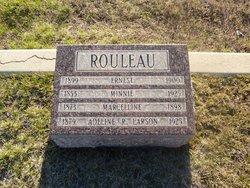 Adeline Bertha <I>Rouleau</I> Larson