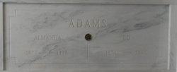 Almanda E Adams