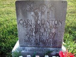 Carl Clinton Key