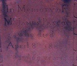 James Pasco
