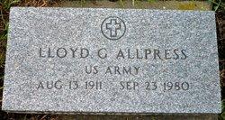 Lloyd G Allpress