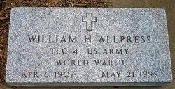 William H Allpress