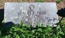 Glenn Kenyon Hess
