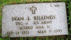 Ivan L Billings