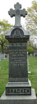 Ellen <I>Keefe</I> Bracken