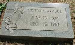 Mintoria <I>Allred</I> Armour