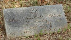 Bill Garfield Crook