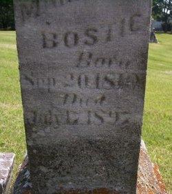 Mahala B. Bostic