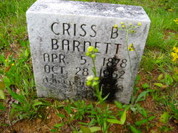Criss B. Barnett