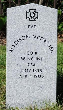 Madison McDaniel