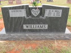 Loudene <I>Richerson</I> Williams