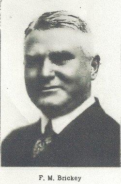 Marshall F. Brickey