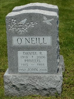 Phyllis M <I>Algeri</I> O'Neill