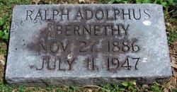 Ralph Adolphus Abernethy, Sr