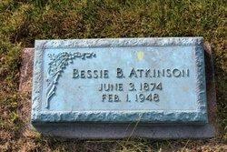 Bessie Belle <I>Smith</I> Atkinson