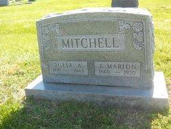 Julia A. <I>Waddell</I> Mitchell