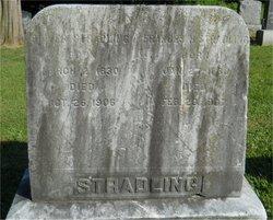 Frances <I>Barton</I> Stradling