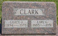 Grace B <I>Parcell</I> Clark