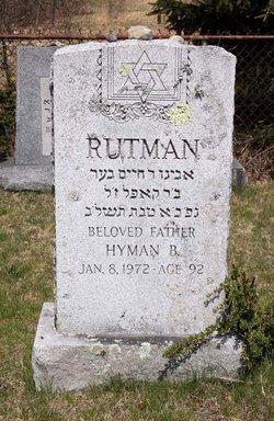 Hyman H. Rutman