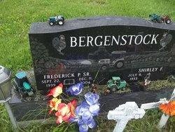 Frederick P Bergenstock, Sr
