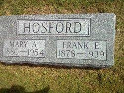 """Francis Elmore """"Frank"""" Hosford"""