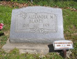 Alexander M. Blaney