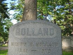 Henry H Holland