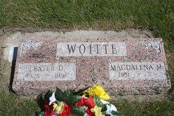 Lester D. Woitte